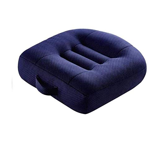 ZOUSHUAIDEDIAN Sedile cuscino for Office Chair - sciatica, Lower Back Pain Relief Cuscino - sagomato del correttore di posizione for la seduta, può essere utilizzato for l'ufficio e la casa Auto, rega