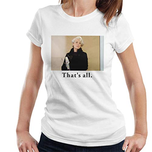 Devil Wears Prada Miranda That's All Women's T-Shirt