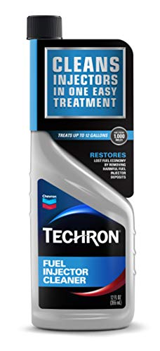 Chevron Techron Fuel Injection Cleaner - 12 oz. - 10055