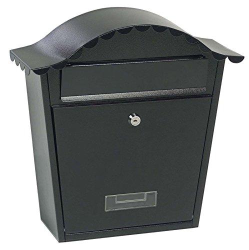 Gardman brievenbus, zwart