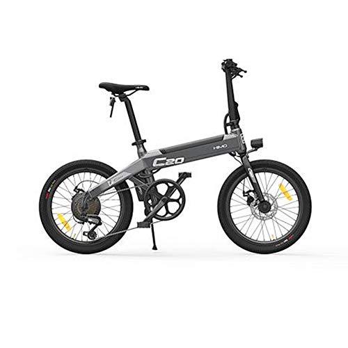 HIMO Bicicleta eléctrica Plegable Bicicleta eléctrica de 2