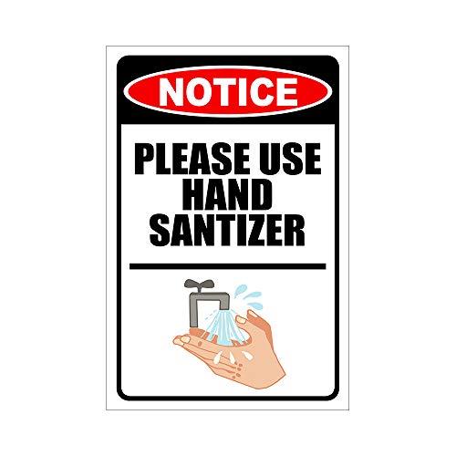 PotteLove Notice:Please Use Hands Sanitizer - 10