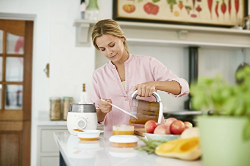 Philips Avent SCF875/01 4-in-1 Babynahrungszubereiter – weiß (IMPORT UK) - 13