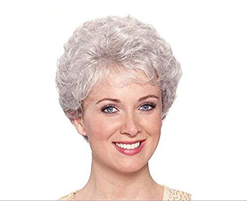 Perruques pour femmes, cheveux bouclés naturels à la mode...
