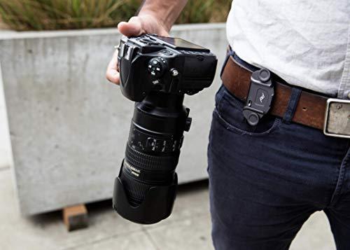 Peak Design, Capture V3, Kameraclip, schwarz