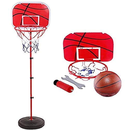 N/ Chytaii. Basketballkorb Mit Netz Für Kinder Wandmontage Basketballtor Kinder Mini Basketball Korb Set Indoor-Sportspielzeug Kinder Tragbare Ballspiele