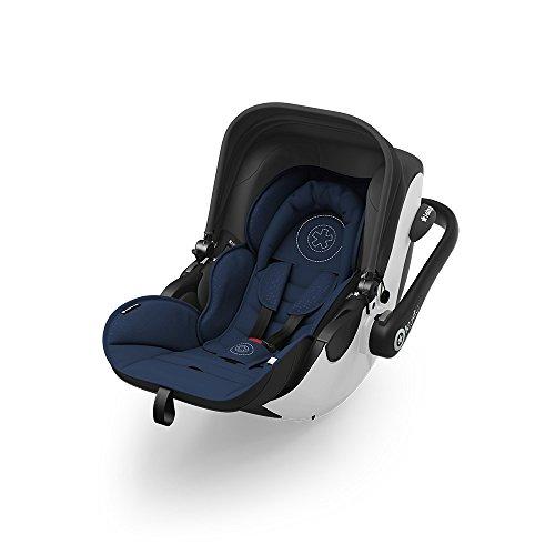 Kiddy - Silla de auto evoluna i-size (0 a 83 cm.) azul oscuro/blanco - grupo 0+