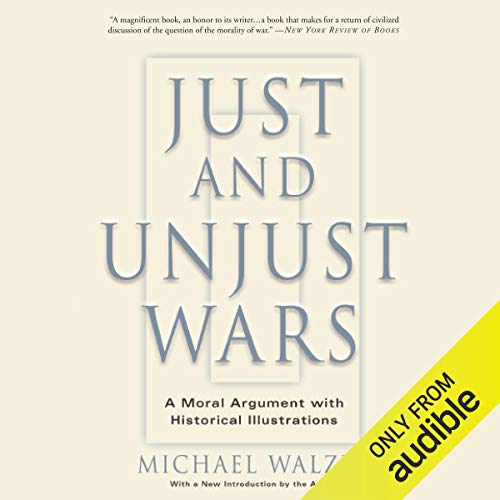 Just and Unjust Wars  By  cover art