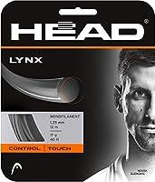 ヘッド(HEAD) テニスガット 単張り リンクス(LYNX) 125 アンスラサイト 281784 0 0