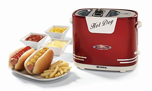 Hot Dog Maker im Retrostil der 50er Jahre - 2