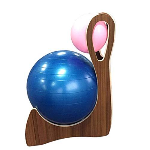 Yunyisujiao Yogakugelstoel Pilates stoel kussensloop vaste zitkogelstoel extra fitnessstoel multifunctionele yogastoel kan 150 kg dragen