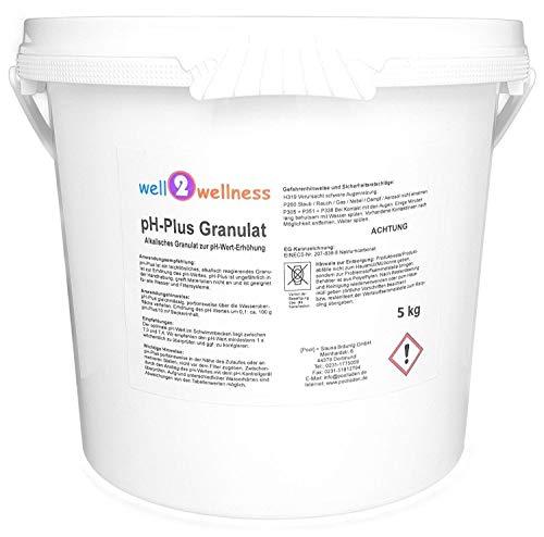 well2wellness pH Plus Granulat/pH Heber Granulat 5,0 kg