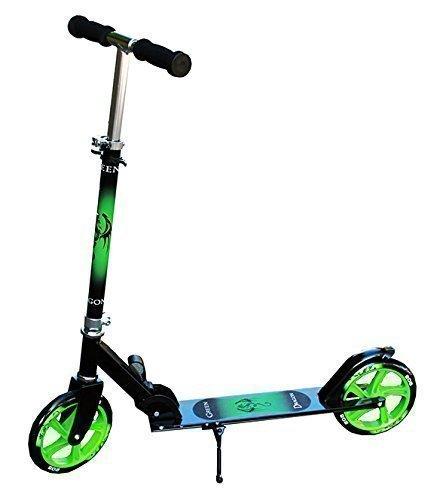 Joka Roller Scooter Green Dragon 205 Sonderedition aus dem Hause Hudora