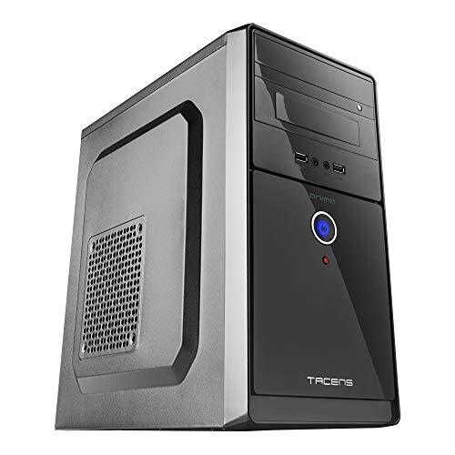 Tacens Anima AC0500 - Caja de ordenador para PC (Mini-Torre Micro ATX, USB 2.0)