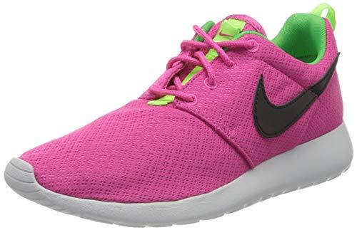 Nike Rosherun GS 599729-607, Zapatillas Unisex Niños, Rosa (Pink 599729/607), 38.5 EU
