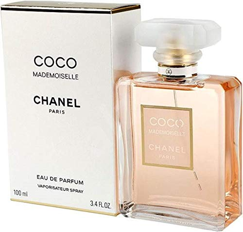 ChaneI Coco Mademoiselle For Women Eau de Parfum Spray 3.4 Fl. OZ. / 100ML.