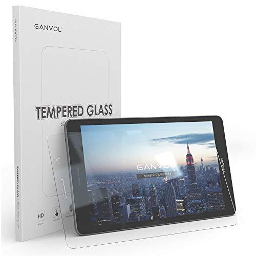 Premium Panzerfolie für Huawei MediaPad T3 8 WiFi 20,3 cm (8,0 Zoll), Panzerglas Huawei MediaPad T3 8 LTE 20,3 cm (8,0 Zoll) Schutzfolie