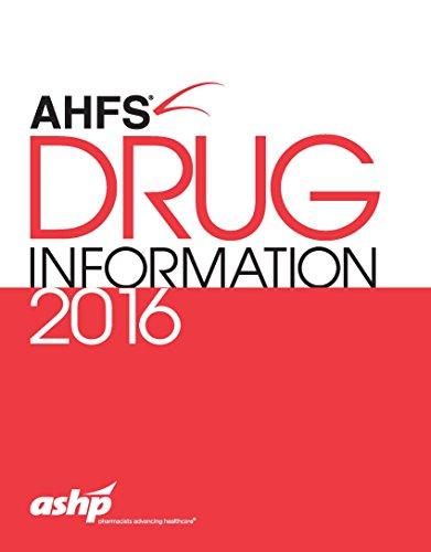 AHFS Drug Information 2016