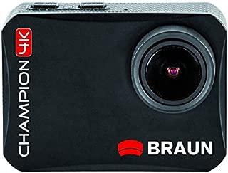 Braun 4K Champion 动作相机00158067 Braun 4k 黑色