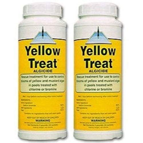 United Chemicals Yellow Treat 2 lb - YT-C12 - 2 PACK