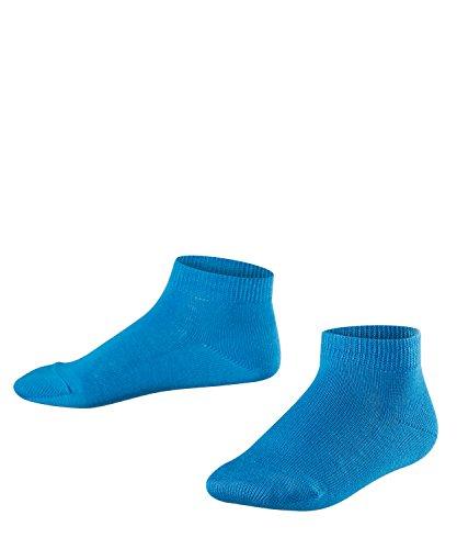 FALKE Kinder Sneakersocken Family, 94prozent Baumwolle, 1 Paar, Blau (Regatta 6160), Größe: 23-26