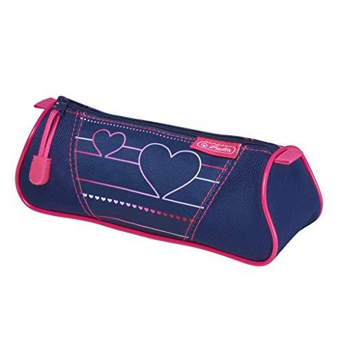 Preisvergleich Produktbild herlitz 50021116 Faulenzer dreikant Heartbeat