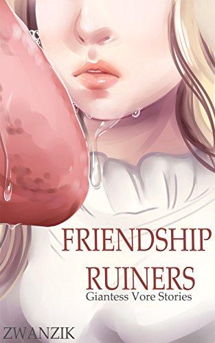 Friendship Ruiners: Giantess Vore Stories