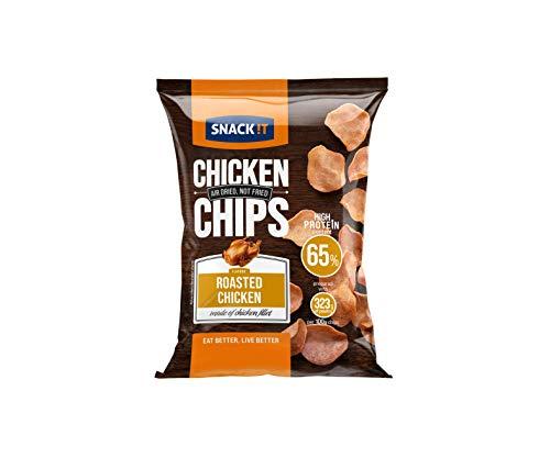 SNACK it Chicken Chips Roasted Chicken, 25 g