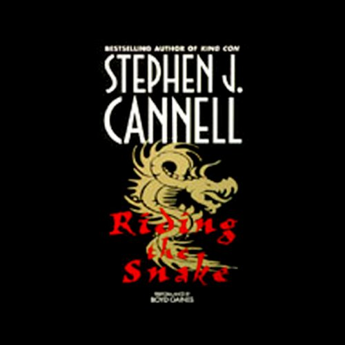 Riding the Snake audiobook cover art