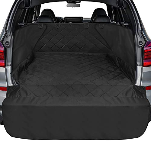 Ace Teah Cargo Liner for SUV, Water Resistant Dog Cargo Cover with Side and...