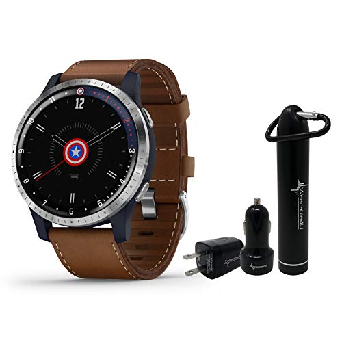 Best Deals! Garmin Legacy Hero Series Special Edition Smartwatch with Included Wearable4U Power Pack...