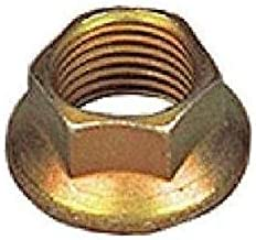 Pack of 25 MS51968 9//16 Width Across Flats Spec Grade 5 3//8-24 Thread Size Mil Steel Hex Nut 21//64 Thick Cadmium Plated Finish