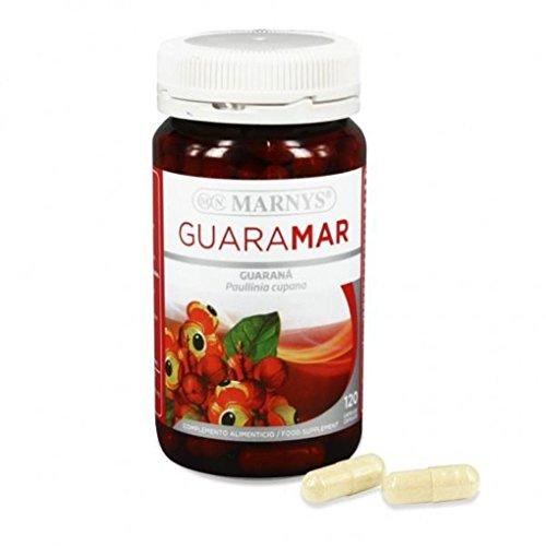 Guaramar (Guarana) 120 cápsulas de Marny