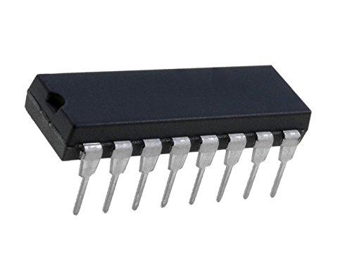 74hc157 N 4 x Multiplexer 2 entrées DIP 16 (0078)