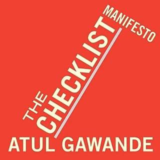 The Checklist Manifesto cover art