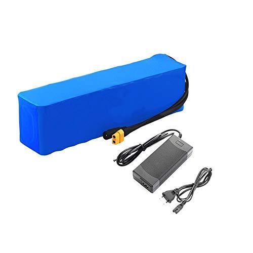 Batería de Bicicleta eléctrica 48v 10ah 6ah Paquete de batería de Iones...