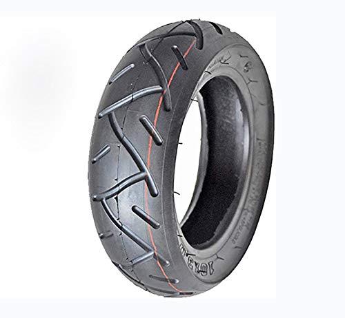 HIGHKAS Elektroroller-Reifen, 10x3,0 Vakuum-Luftreifen, verbreitertes rutschfestes...