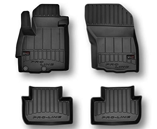 Frogum - Tappetini in Gomma 3D PRO-Line Compatibile con Mitsubishi ASX dal 2010