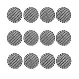 Almohadilla De Aspiradora 12 PCS Paño de Microfibra Micop Compatible con Dyson V7 V8 V8 V10 V11 Húmedo Dry Dry MOP Cepillo Cepillo de Cepillo Partida de fregado Piezas de aspiradora Aspiradora Tela tr