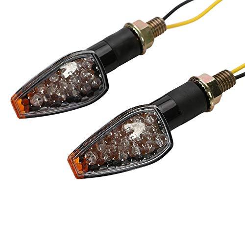 E-gepr/üfte und zugelassene Husqvarna TE SM 610 125 WR WRE 125 250 300 350 paarweise Spiegel in schwarz von TW-Moto Seitenspiegel mit 25 cm Arml/änge inclusive M8 und M10 Adapter Booster R/ückspiegel