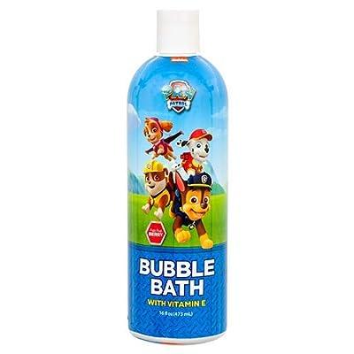 Nickelodeon Paw Patrol Pup Pup Berry Bubble Bath, 16 oz.
