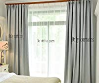 Window Treatments Blind Accessories Curtain Modern Simple Shade Curtains Finished American Cotton Flax French s s Cloth Bedroom Living Room Pure Linen A 200 X 270 Cm (W X H) X 2