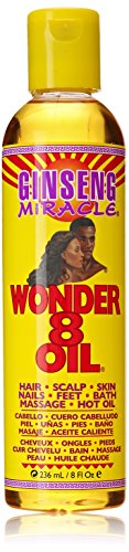 Colomer USA Ginseng Miracle Wonder 8 huile thérapeutique – 236 ml
