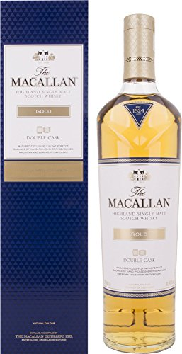 The Macallan DOUBLE CASK GOLD mit Geschenkverpackung Whisky (1 x 0.7 l)