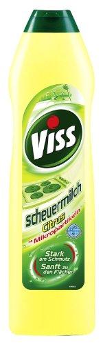 Viss Scheuermilch Citrus, 3er-Pack (3 x 500 ml)