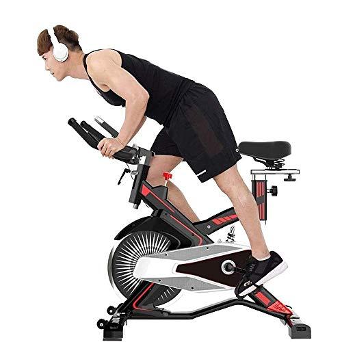 DSHUJC Bicicleta estática para el hogar Volante avanzado, R