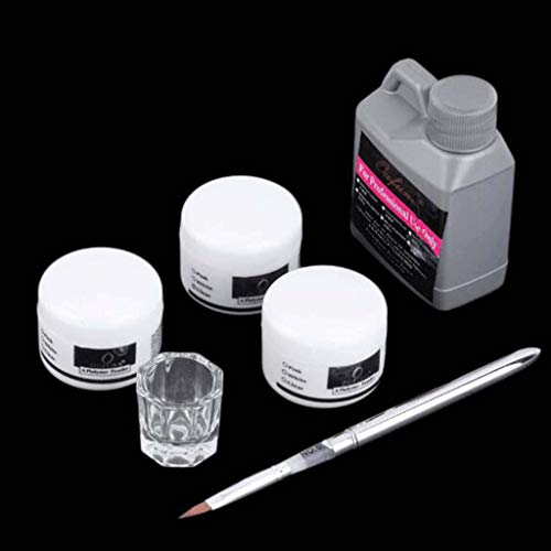 ELECTRI Kit d'outils de Nail Art Portable pour Le Soin Quotidien des Ongles
