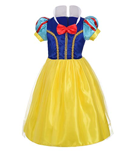 Dressy Daisy Baby-Girls' Princess Costume Fancy Dresses Up Halloween Party Size 18-24 Months B