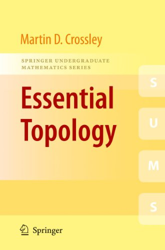 Essential Topology (Springer Undergraduate Mathematics Series)