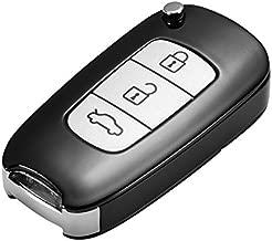 Meiyiu Camera Creative Car Key Mini Camera 1080P DVR Video Recorder Black